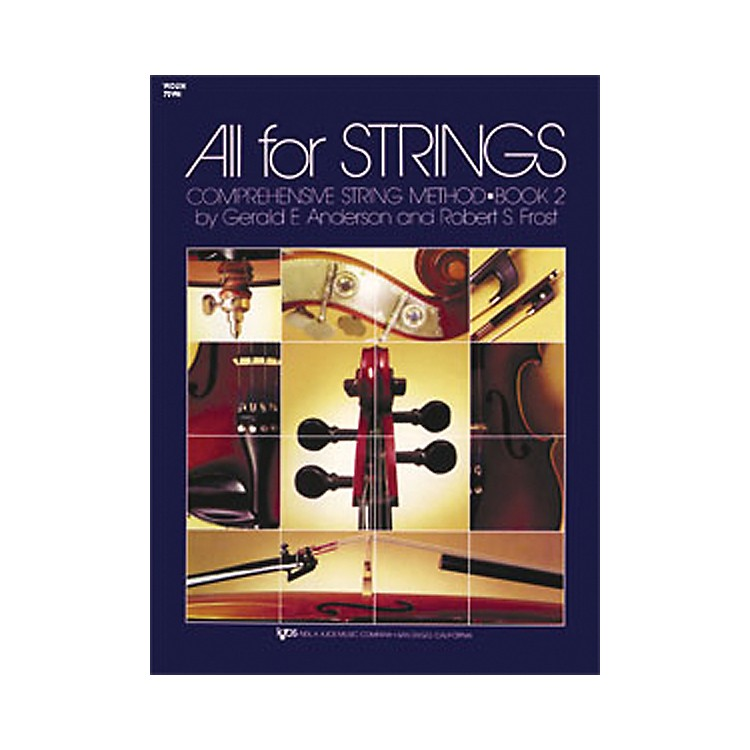 KJOSAll for Strings Violin Book 2