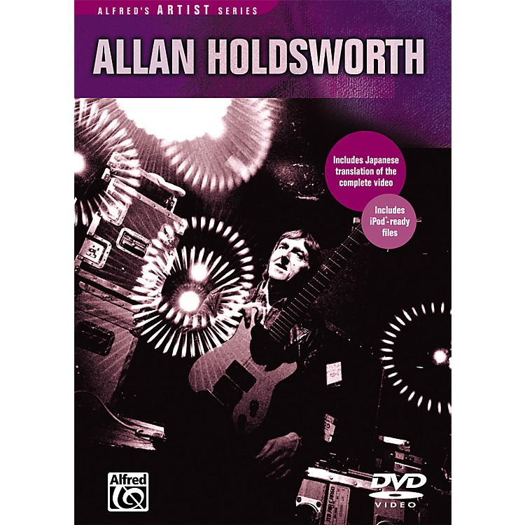 AlfredAllan Holdsworth DVD