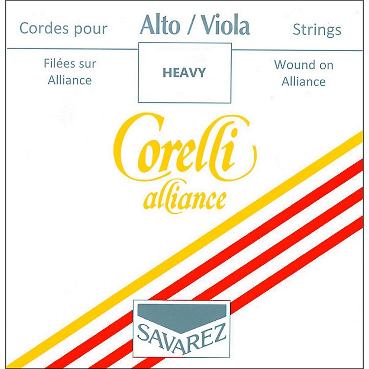 CorelliAlliance Viola String SetFull SizeHeavy Loop End