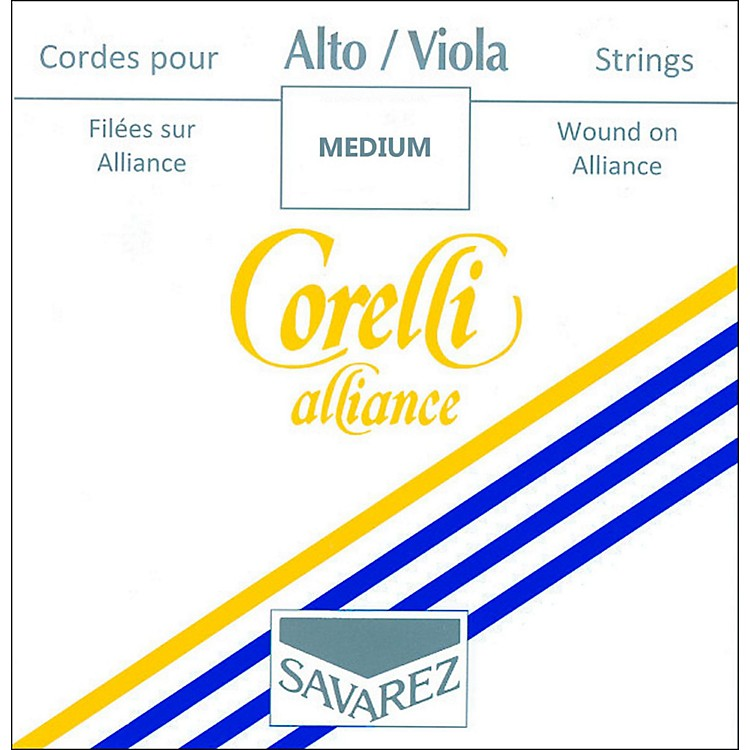 CorelliAlliance Viola String SetFull SizeMedium Loop End