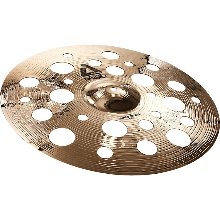 Paiste Alpha 'B' Swiss Crash 18 inch Thin