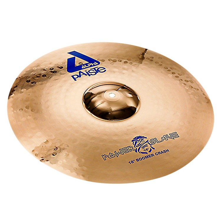 Paiste Alpha Boomer Powerslave Crash