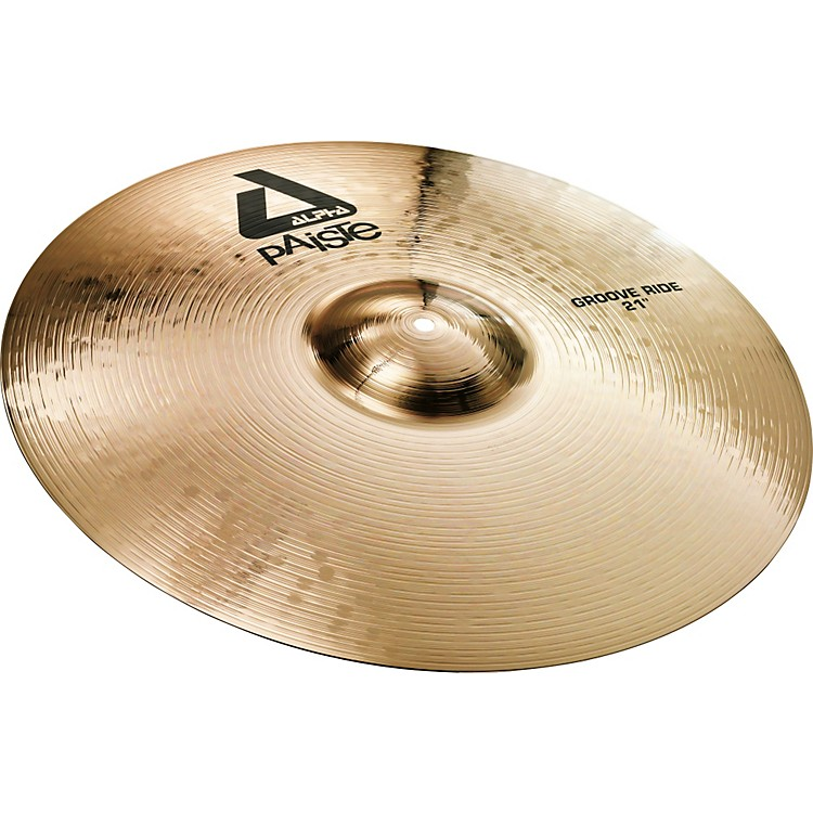 PaisteAlpha Brilliant Groove Ride Cymbal