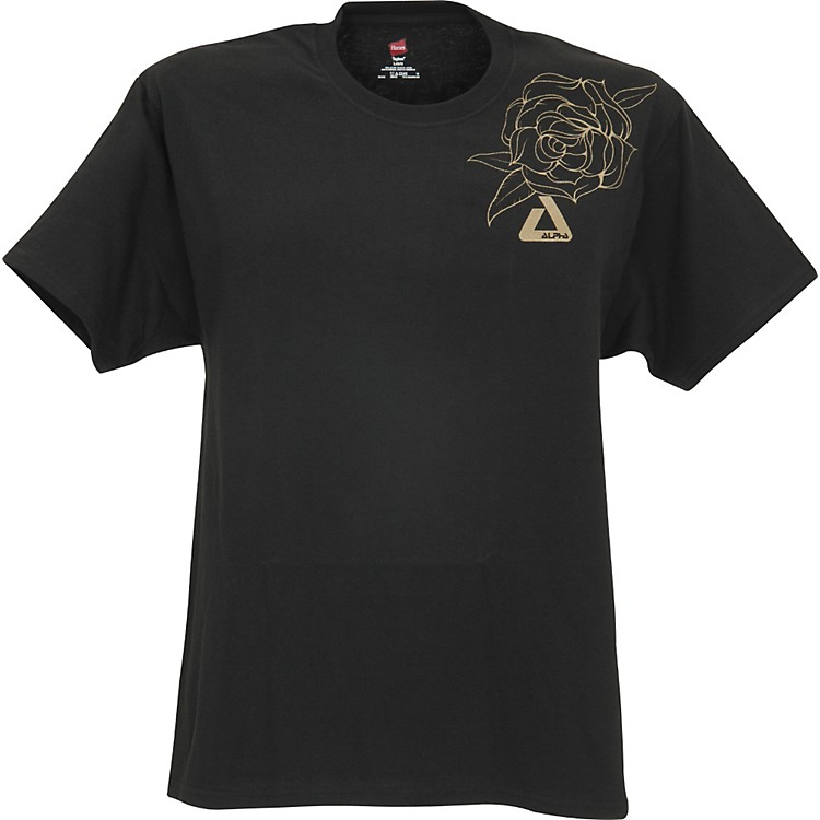 Paiste Alpha Rose T-Shirt Small