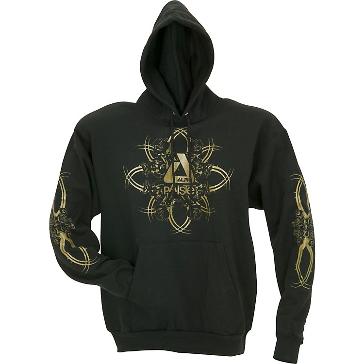 Paiste Alpha Rose Thorn Hoodie Small