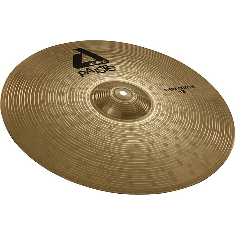 Paiste Alpha Thin Crash Cymbal