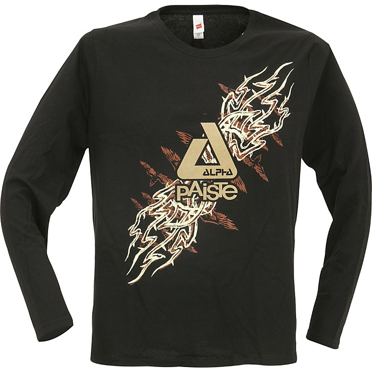 Paiste Alpha Thorn Tribal Women's Long Sleeve Shirt