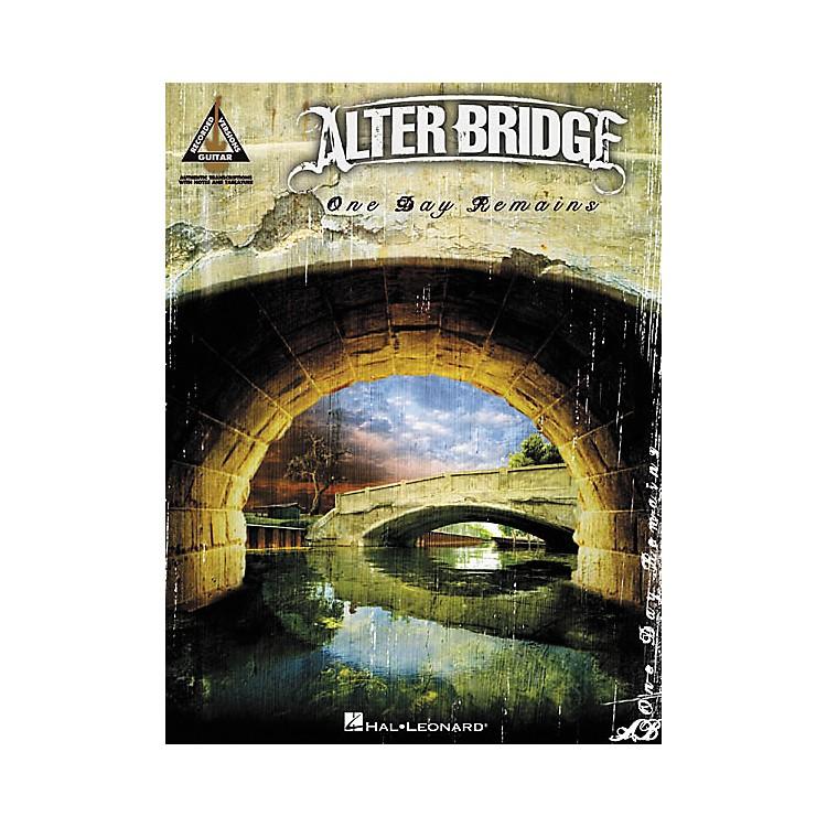 Hal LeonardAlter Bridge One Day Remains Guitar Tab Songbook