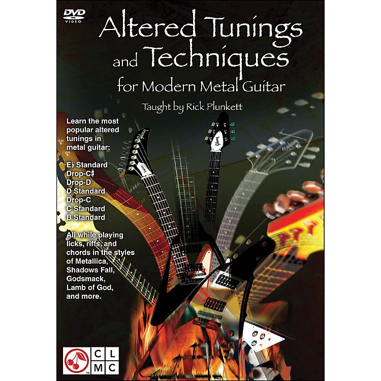 Cherry LaneAltered Tunings And Techniques for Modern Metal Guitar (Dvd)
