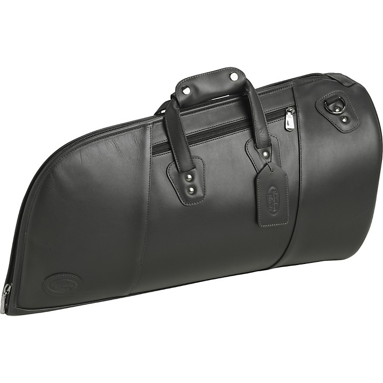Reunion Blues Alto Horn Bag Black Leather