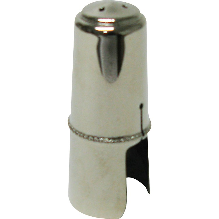 Bonade Alto Saxophone Mouthpiece Cap Nickel Cap - Regular