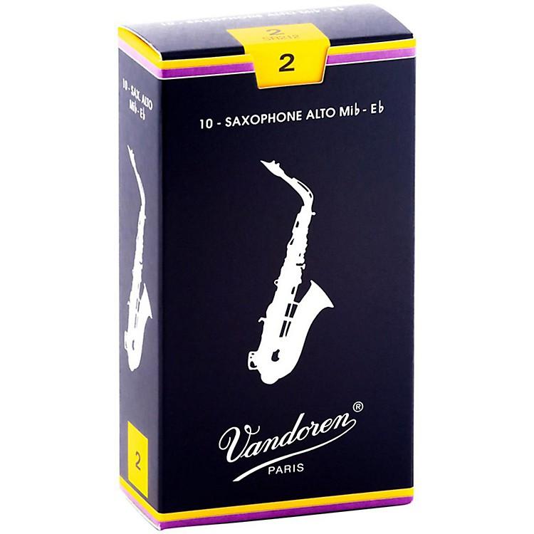 VandorenAlto Saxophone Reeds