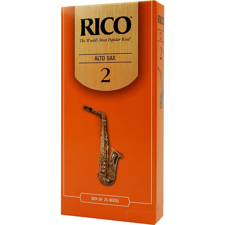 RicoAlto Saxophone Reeds
