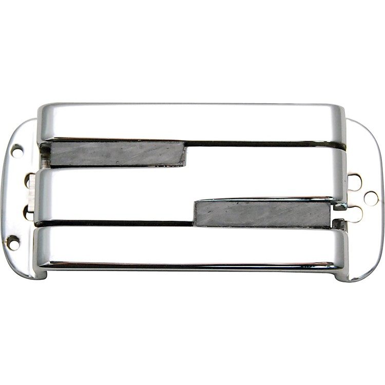 Lace Alumitone Chrome Lowboy Humbucker Pickup