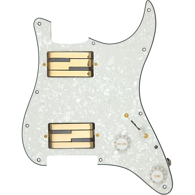 Lace Alumitone Pre-Loaded Pickguard Hum/Hum