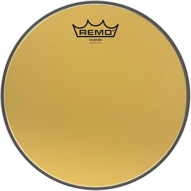 RemoAmbassador Starfire Gold Drum Head10 in.