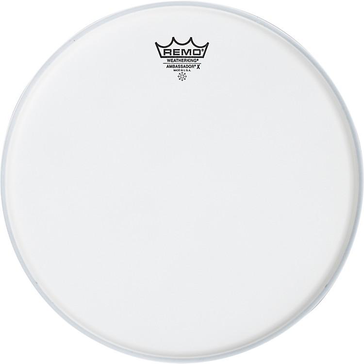 RemoAmbassador X Coated Drumhead