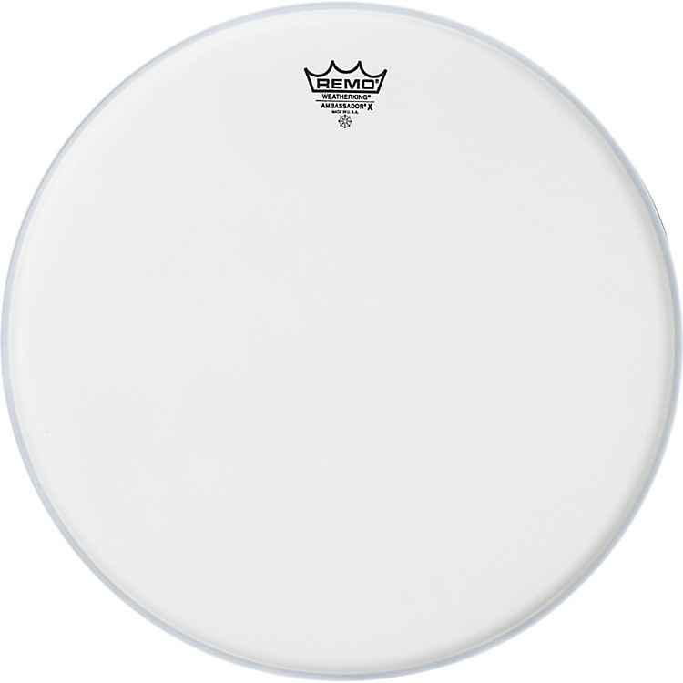 Remo Ambassador X Coated Drumhead 16 in.
