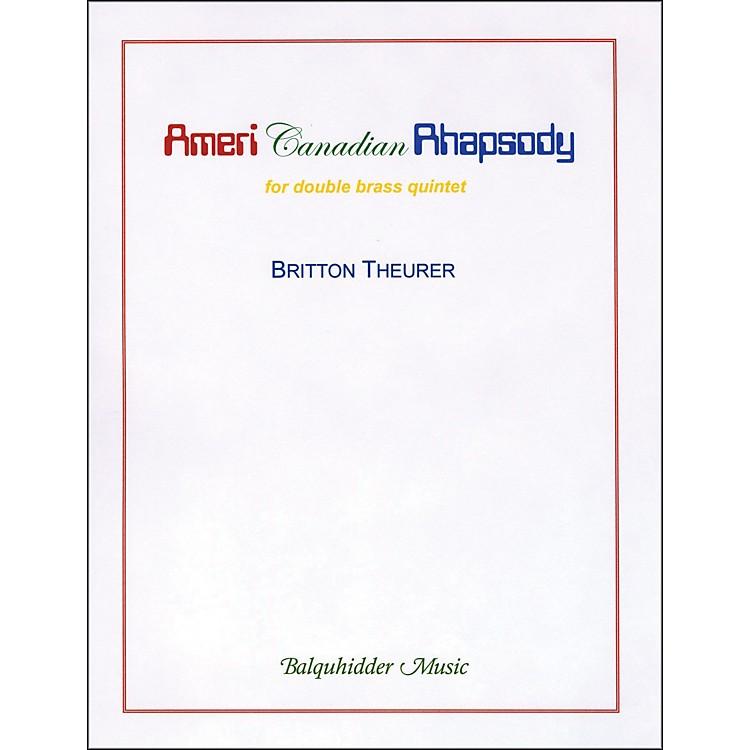 Carl FischerAmeriCanadianRhapsody Book