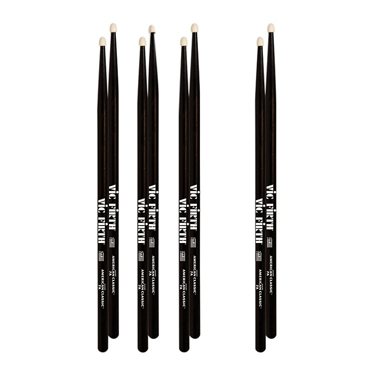 Vic FirthAmerican Classic Drumsticks 7A (4-for-3 Value Pack)