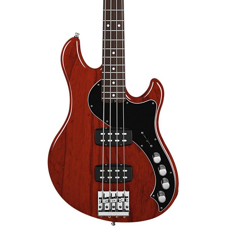 Fender American Deluxe Dimension Bass IV HH Cayenne Rosewood Fingerboard