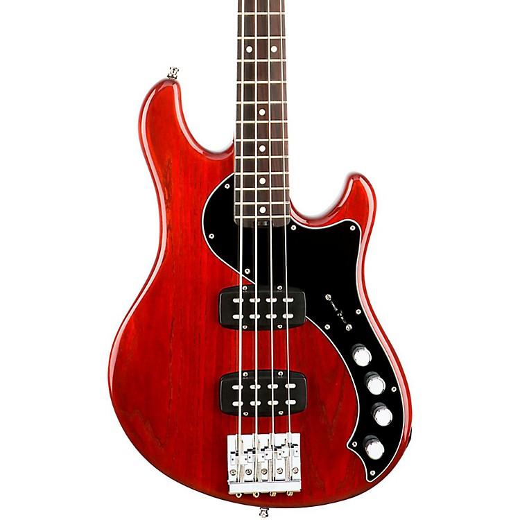 FenderAmerican Elite Dimension Bass IV HH - RosewoodCayenne Burst