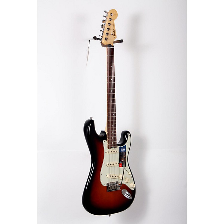 FenderAmerican Elite Rosewood Stratocaster Electric Guitar3-Color Sunburst888365826691