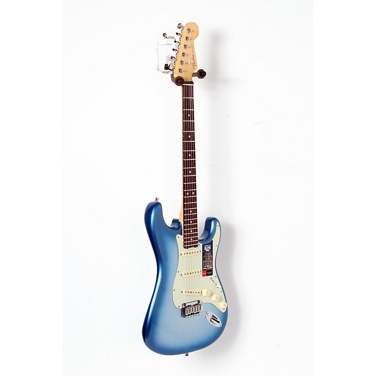Fender American Elite Rosewood Stratocaster Electric Guitar Sky Burst Metallic 888365898278