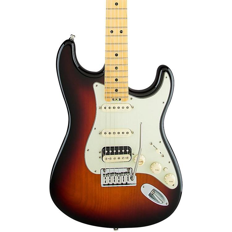 FenderAmerican Elite Stratocaster HSS Shawbucker Maple Fingerboard Electric Guitar3-Color Sunburst