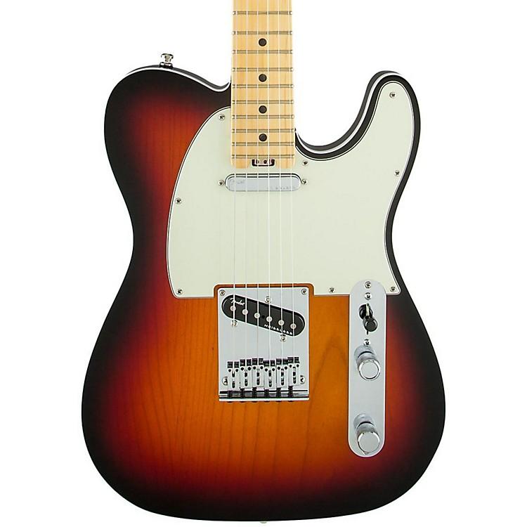 FenderAmerican Elite Telecaster Maple Fingerboard Electric Guitar3-Color Sunburst