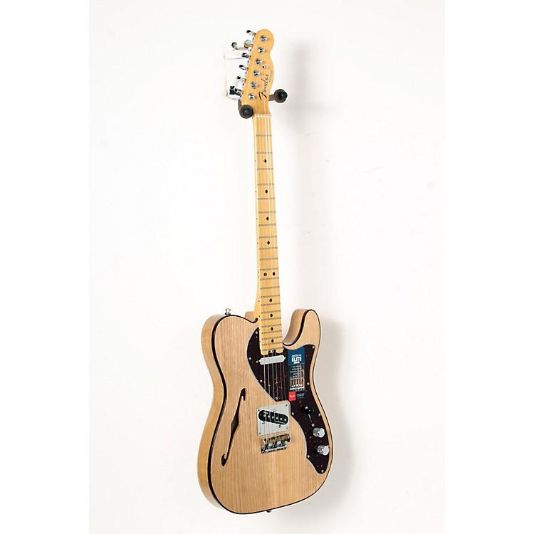 FenderAmerican Elite Telecaster Thinline Maple Fingerboard Electric GuitarNatural888365854533