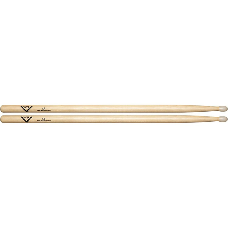 Vater American Hickory 1A Drumsticks  Nylon