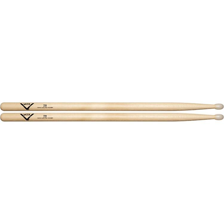 VaterAmerican Hickory 2B DrumsticksNylon