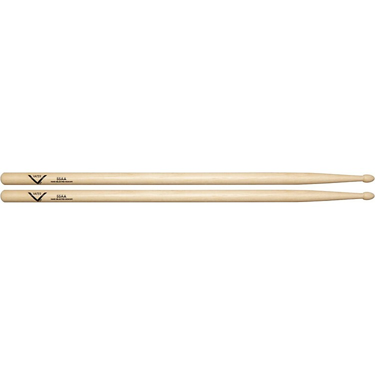 VaterAmerican Hickory 55AA DrumsticksWood