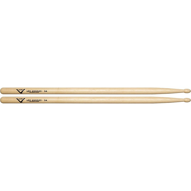 VaterAmerican Hickory 5A DrumsticksWood