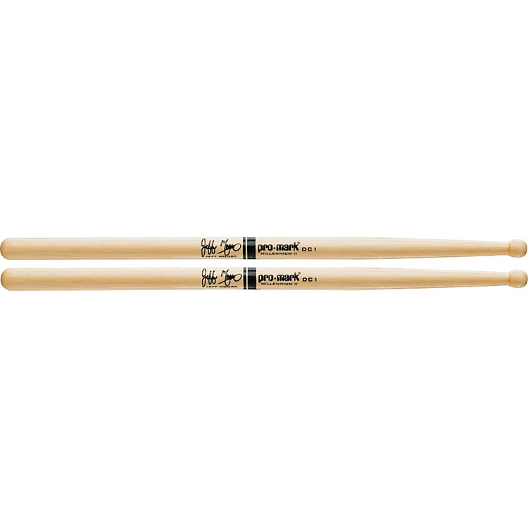PROMARK American Hickory Drum Corps Model Drumsticks  1W