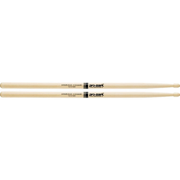 PROMARK American Hickory Drumsticks Wood TX747BW