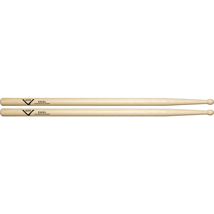 VaterAmerican Hickory Excel DrumsticksWood