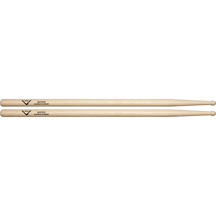 VaterAmerican Hickory Matrix DrumsticksWood