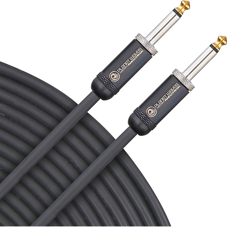 D'Addario Planet Waves American Stage Instrument Cable 20 ft.