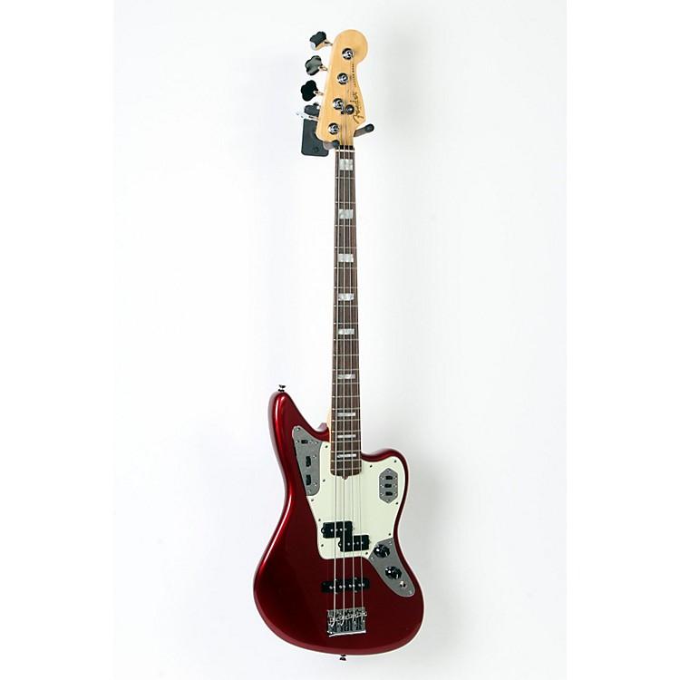 FenderAmerican Standard Jaguar BassMystic Red888365837185