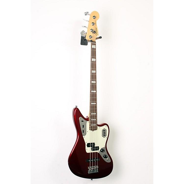 FenderAmerican Standard Jaguar BassMystic Red888365900155