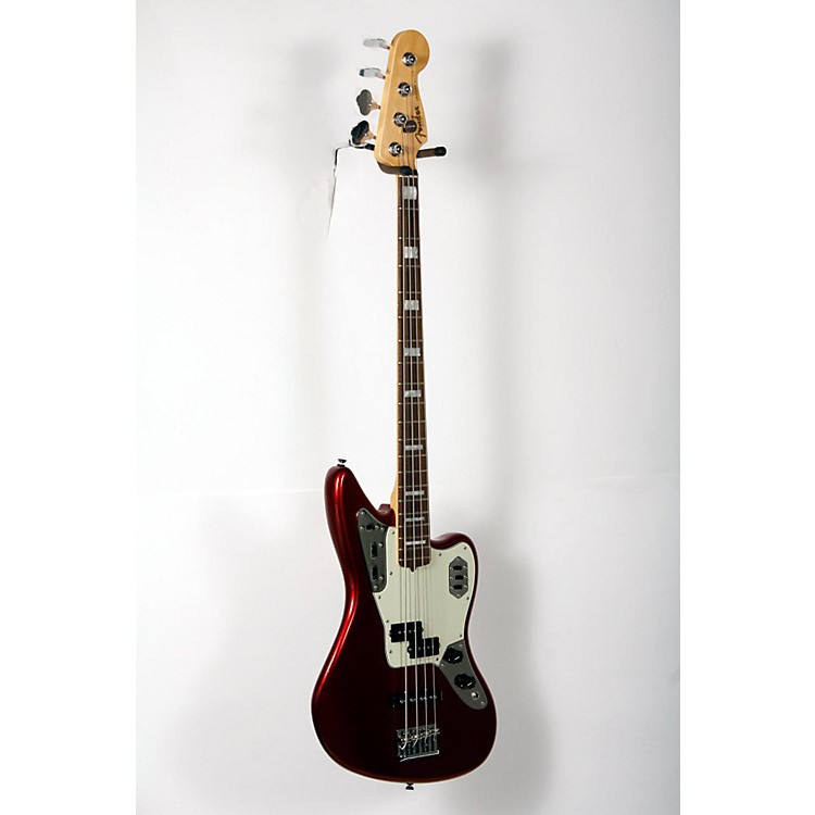 FenderAmerican Standard Jaguar BassMystic Red888365897059