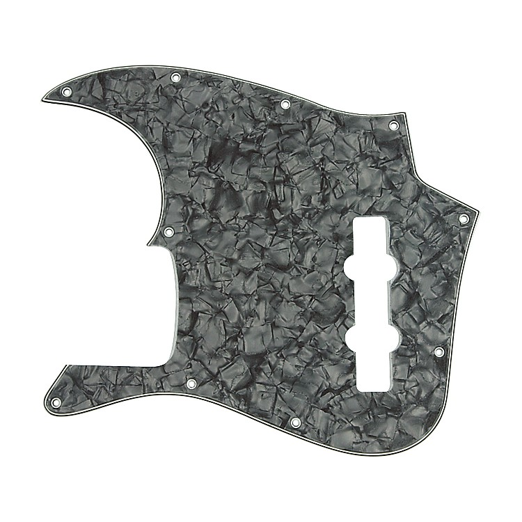 FenderAmerican Standard Jazz Bass 10 Hole PickguardBlack Pearl