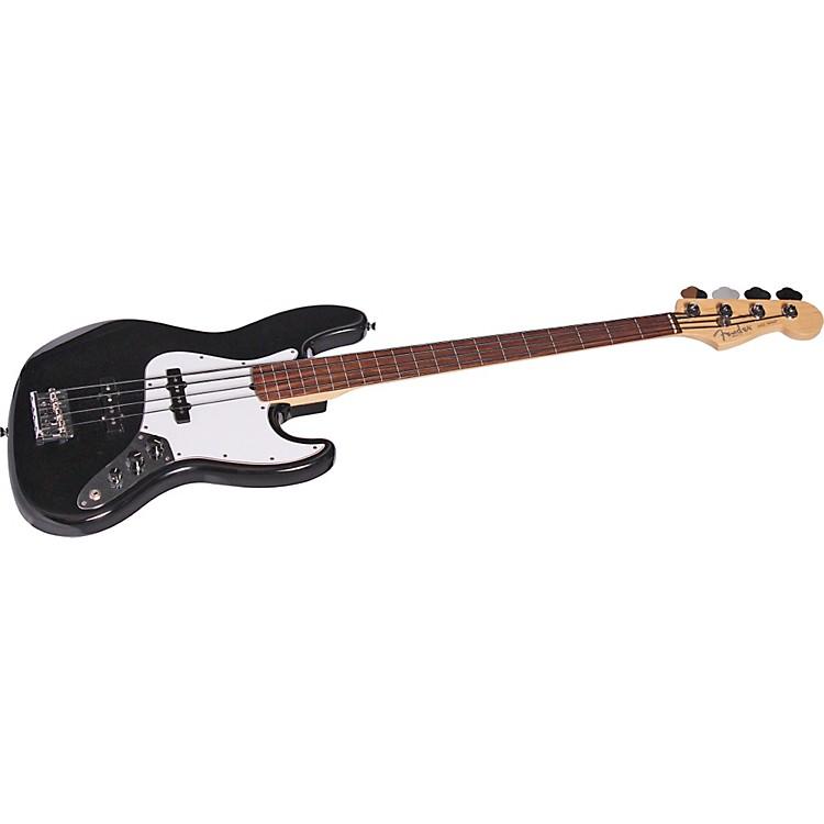 FenderAmerican Standard Jazz Bass FretlessBlackRosewood Fretboard