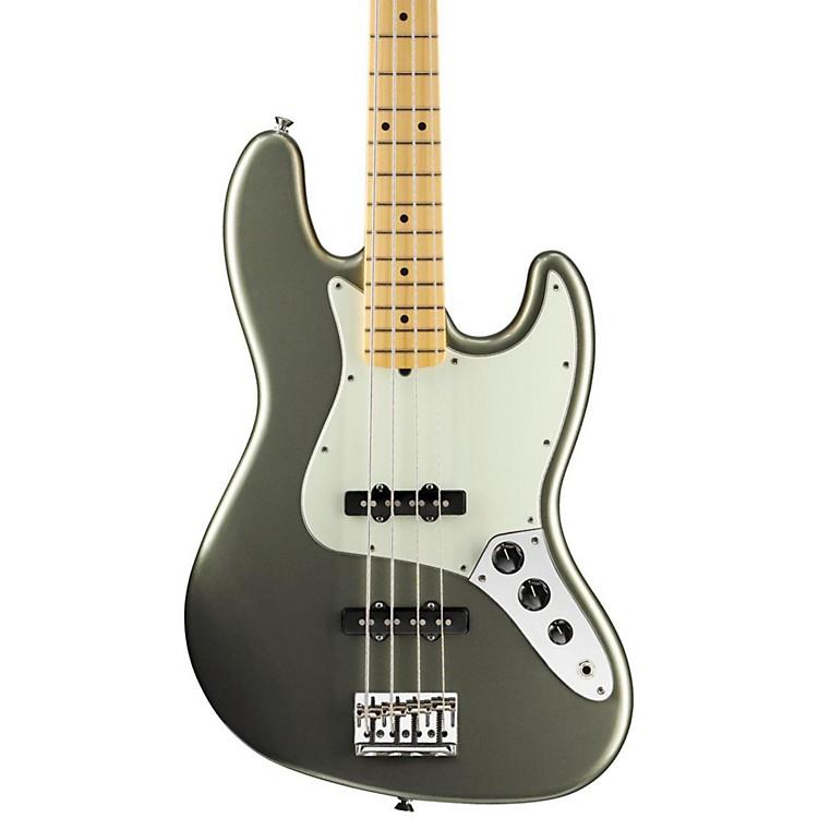 FenderAmerican Standard Jazz Bass with Maple FingerboardJade Pearl MetallicMaple Fingerboard