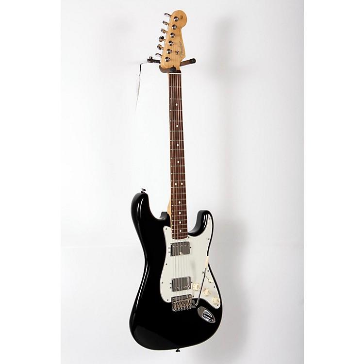 FenderAmerican Standard Rosewood Fingerboard HH Stratocaster Electric GuitarBlack888365847481