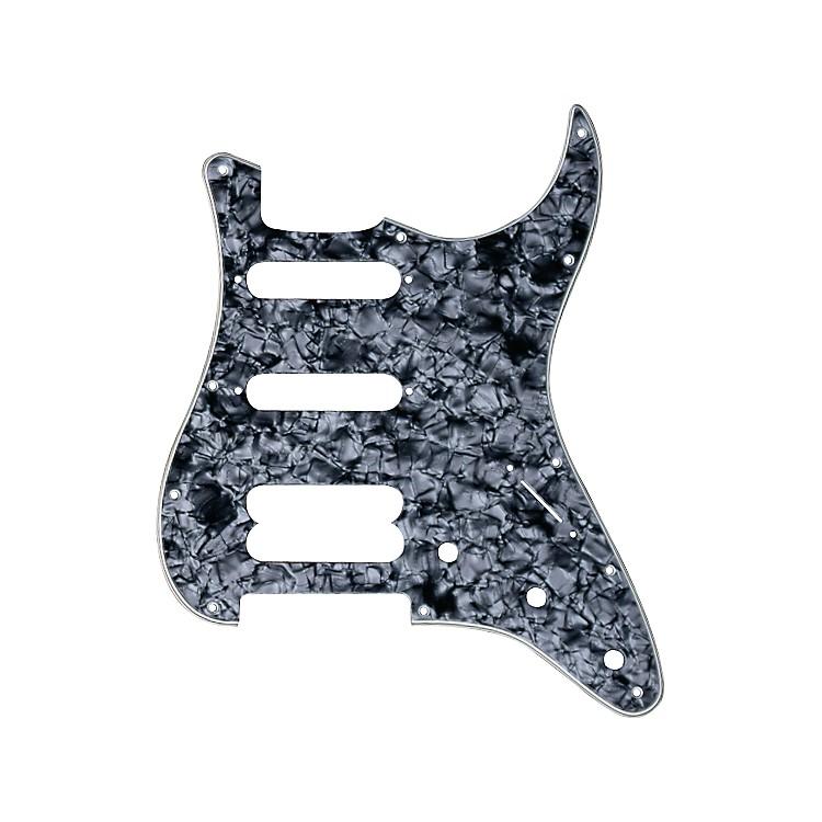 FenderAmerican Standard Strat Pickguard 11 Hole 1HB/2SCBlack Pearl