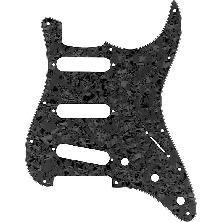 FenderAmerican Standard Strat Pickguard 11 HoleBlack Pearl