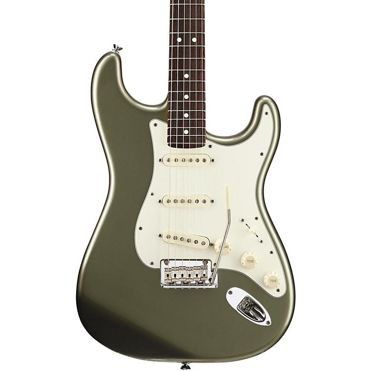 FenderAmerican Standard Stratocaster Electric GuitarJade Pearl MetallicRosewood Fingerboard